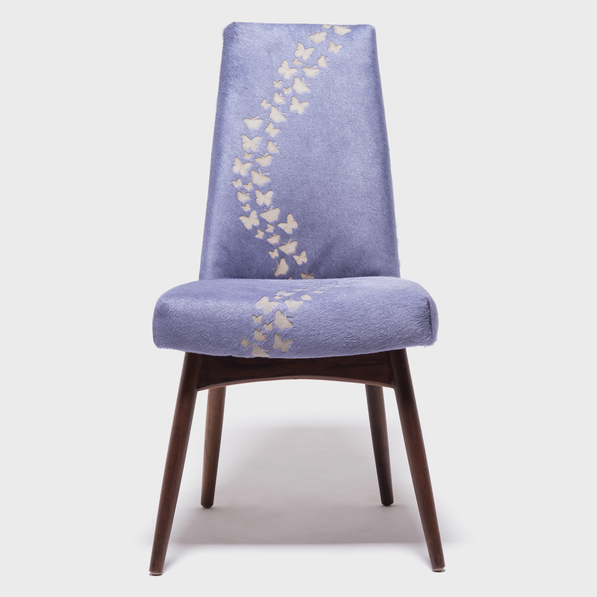 adrian pearsall chair designs pedestal high vintage with laser cut butterflies on hide browse questions ask us