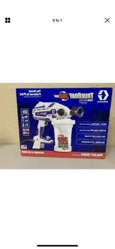 Truecoat 360 Vsp Airless Paint Sprayer : truecoat, airless, paint, sprayer, Graco, 17D889, TrueCoat, Airless, Electric