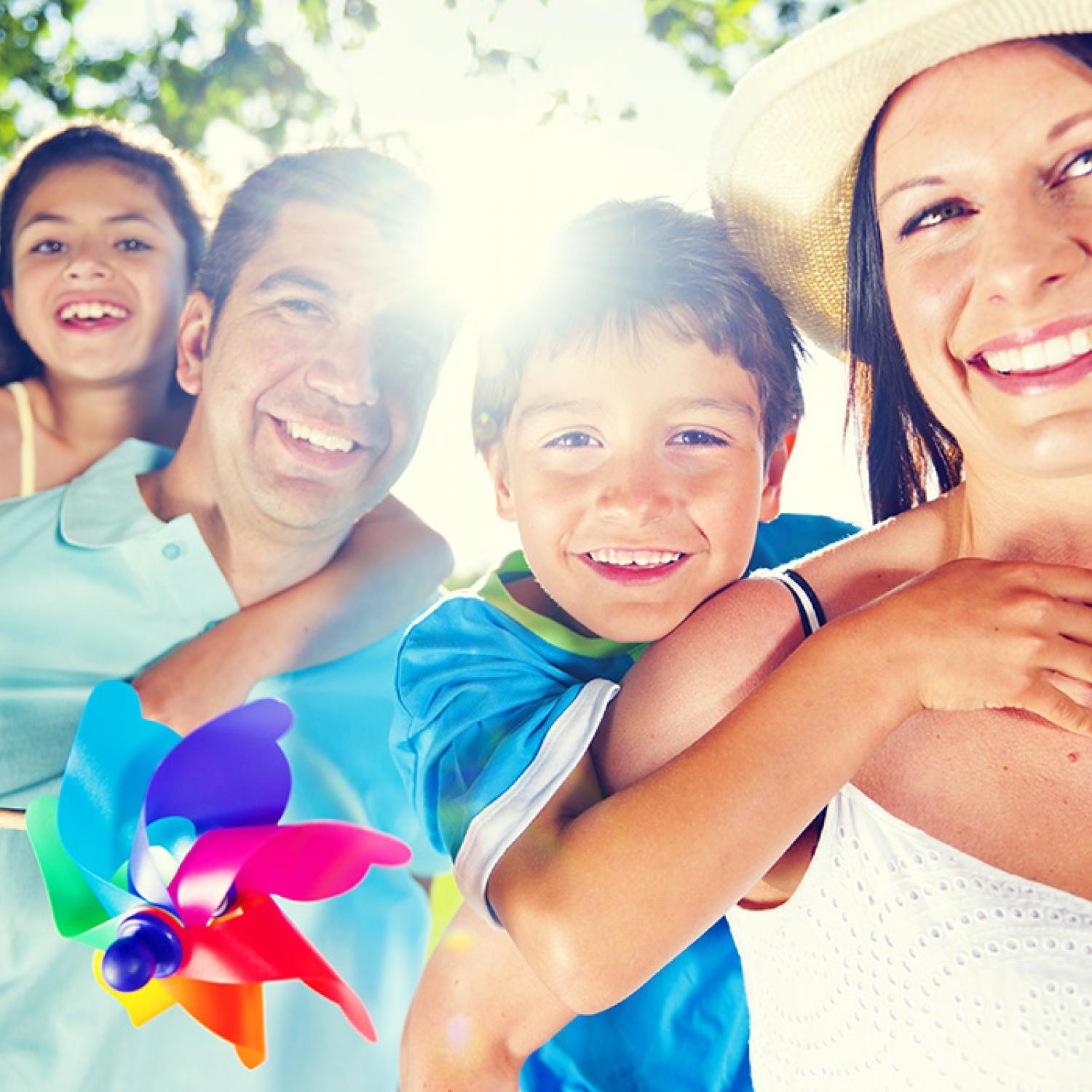 101 Fun Things To Do in the Summer | Parenting