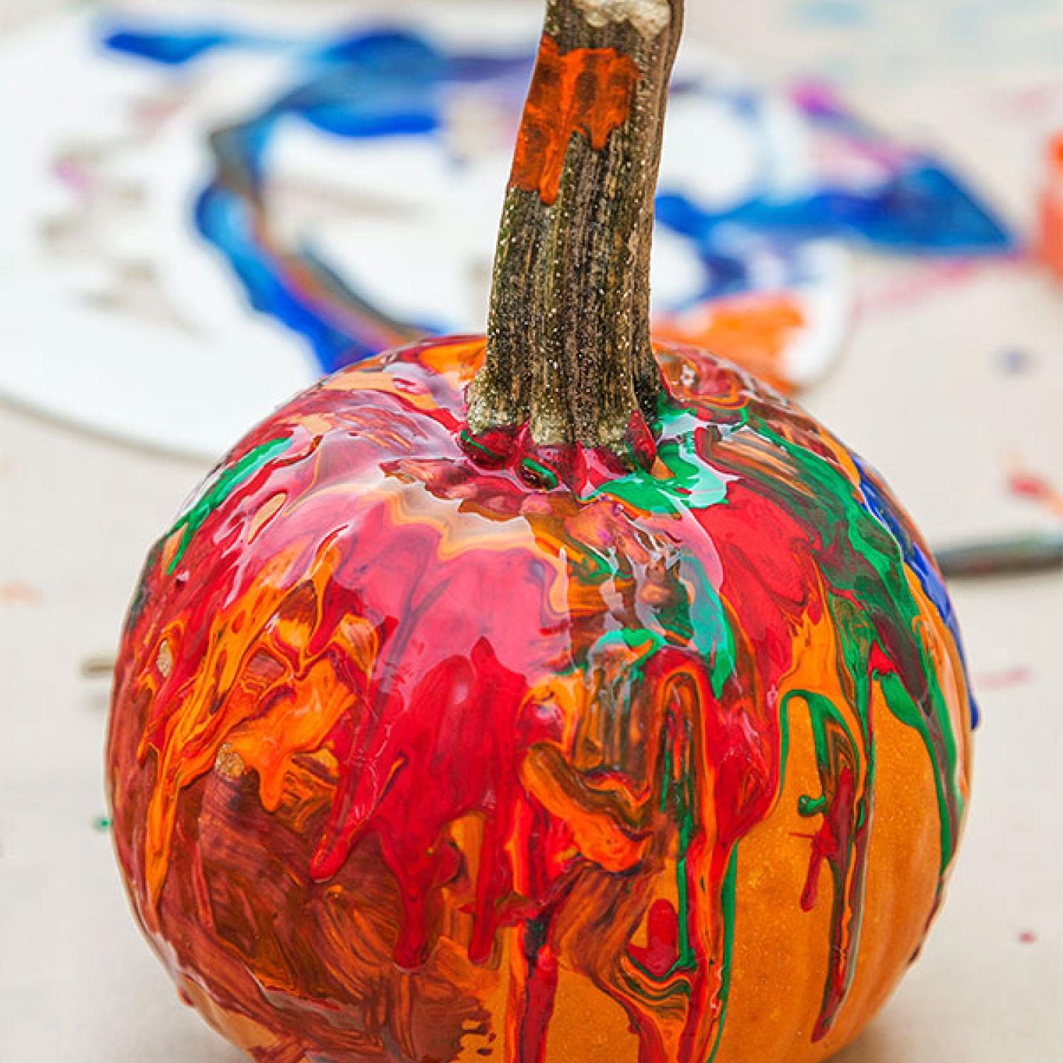5 Pumpkin Decorating Ideas for Toddlers  Parenting