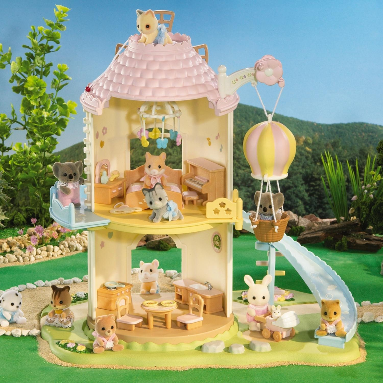 Enter Win Calico Critters Toys Parenting