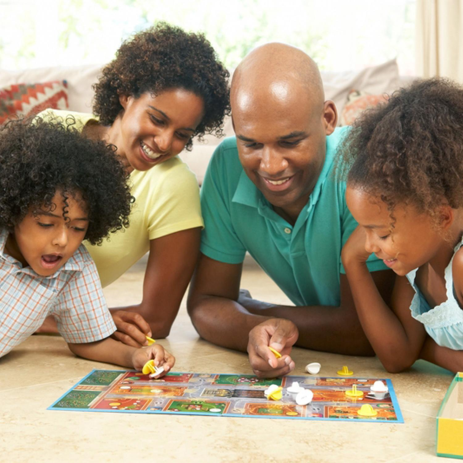 Educational Board Games Kids And Families Parenting