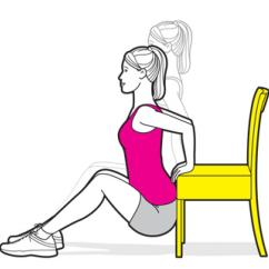 Chair Exercises For Abs White Reclining Salon Easy 10 Minute Workout Busy Moms Parenting