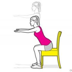 Chair Sit To Stand Exercise Wheelchair Hire Melbourne Easy 10 Minute Workout For Busy Moms Parenting