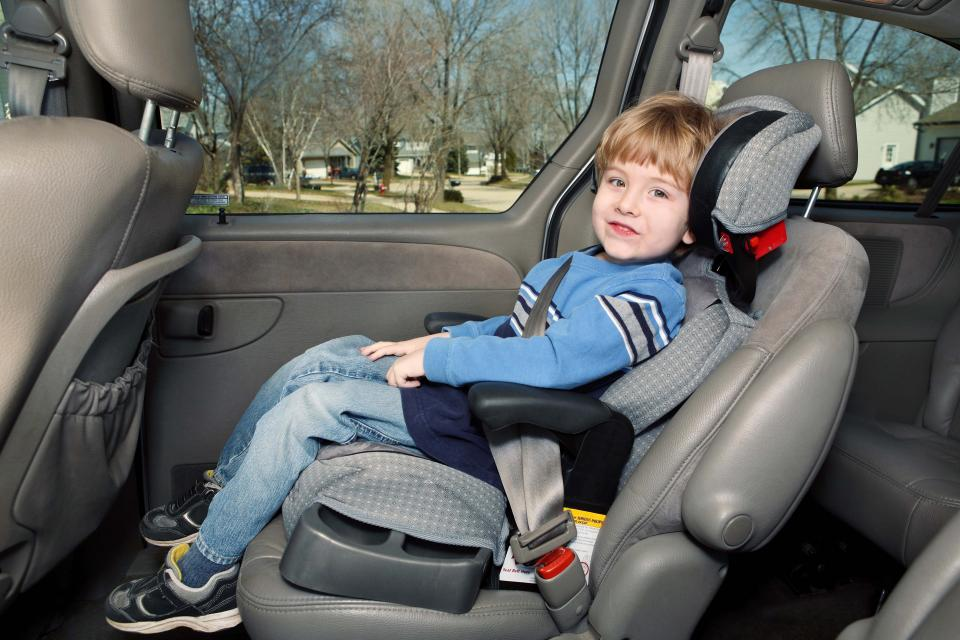 A Booster Seat How to Know if Your Child Is Ready  Parenting