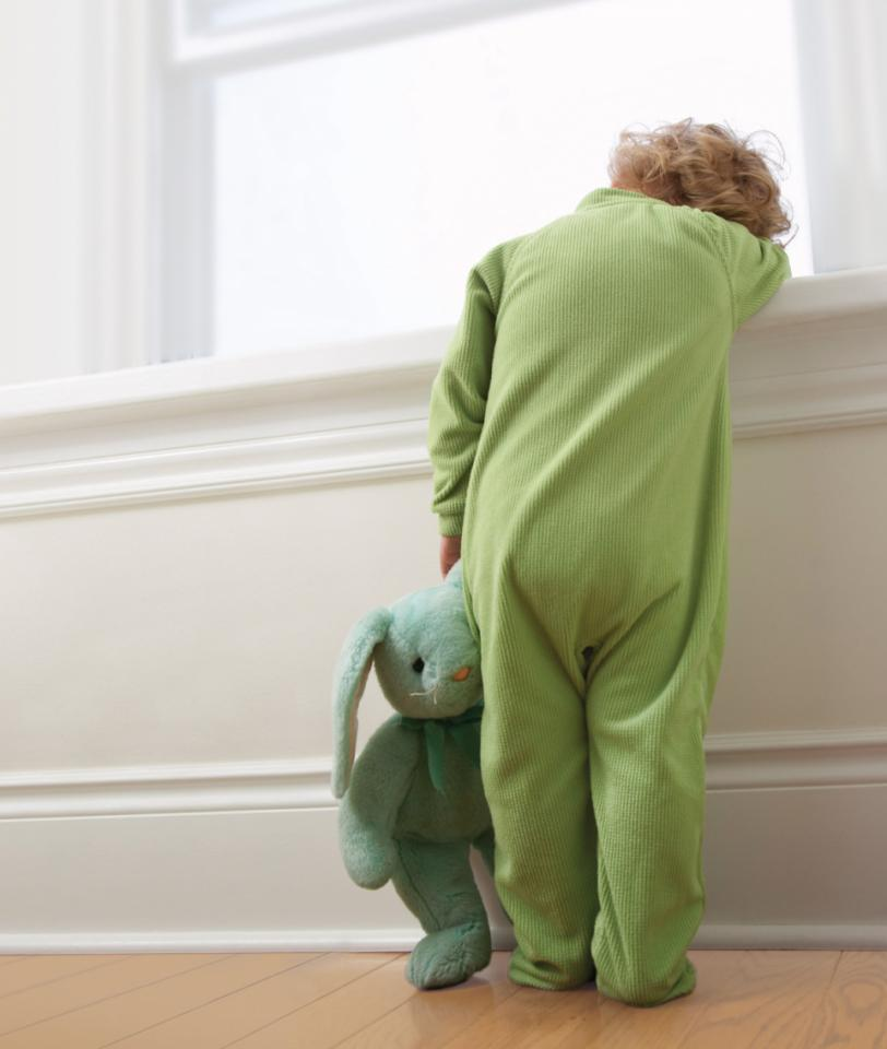 Separation Anxiety AgebyAge  Parenting