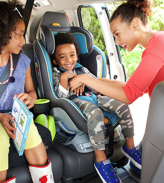 The Confused Parents Guide To Car Seats