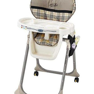 high chair recall kitchen covers cheap chairs parents evenflo envision recalled image