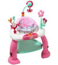 Best Stationary Activity Centers and Excersaucers for Baby