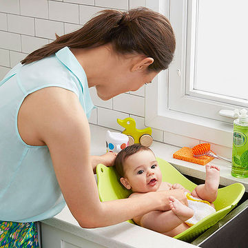 kitchen sink baby bath tub sears remodeling the best tubs for newborns and babies