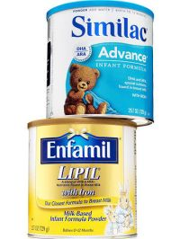 The Top Brands of Baby Formula