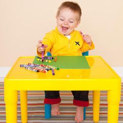 Toddler Table Chairs White Leather Desk Chair Activities To Enhance Your Child's Fine Motor Skills: 12-18 Months