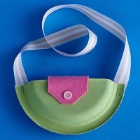 Easy Crafts for Kids Made from Paper Plates, Cups & Other ...