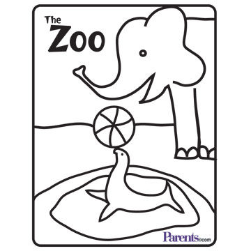 Create Your Own Coloring Book: 9 Fun Coloring Pages!