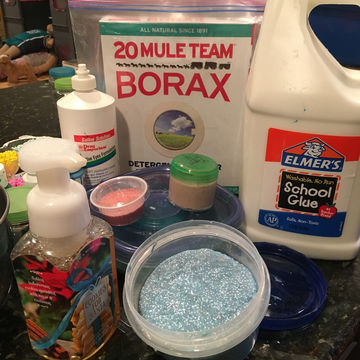 How to make slime without borax in spanish howsto teens are ding borax glue to make slime but is it safe ccuart Images