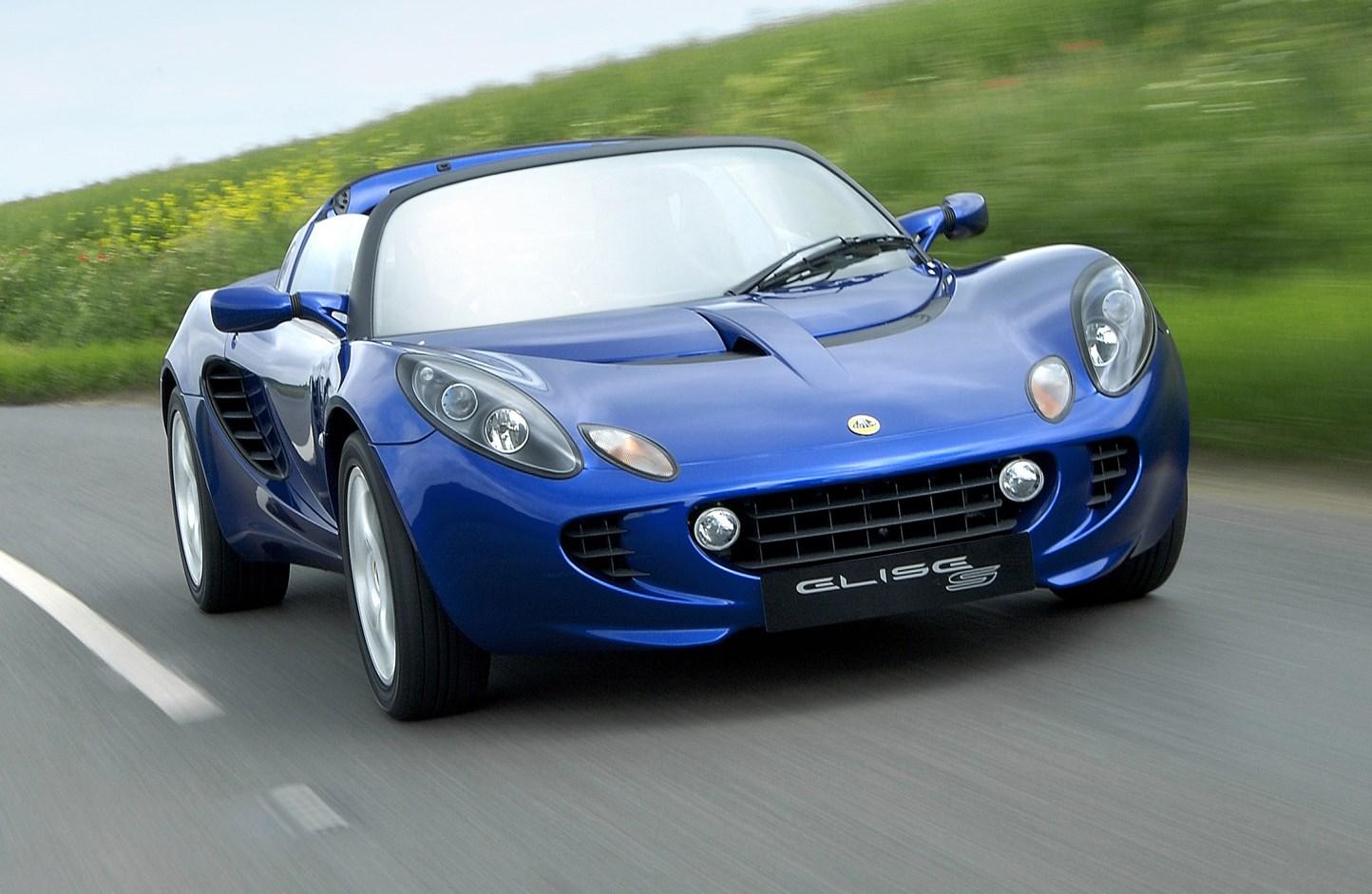 Lotus Elise Convertible Review (2000  )  Parkers
