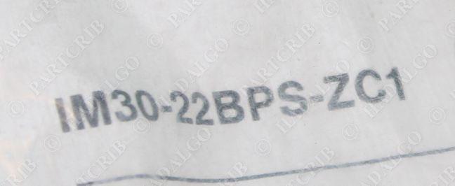Sick IM30-22BPS-ZC1 Inductive Proximity Sensor NEW