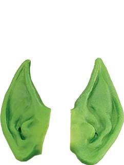 Green Leprechuan Pixie Ears