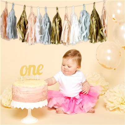 Cake Smash Decorations For 1st Birthday Photo Shoots Party Delights