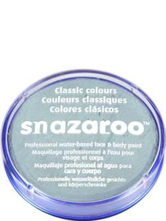 Snazaroo Light Grey Face Paint - 18ml