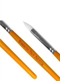 Snazaroo Medium Flat Face Paint Brush