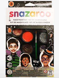 Snazaroo Halloween Face Paint Kit - 50 Faces