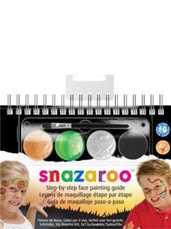 Snazaroo Halloween Face Paints & Booklet