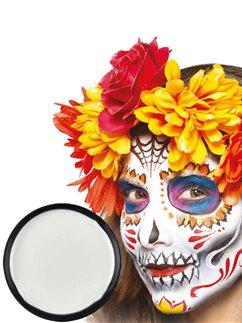 White Face Paint Pot - 14g