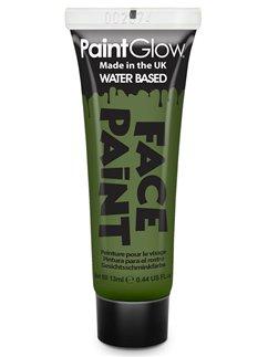 Face Paint Tube - Dark Green 13ml