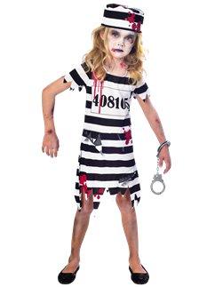 Zombie Convict Girl