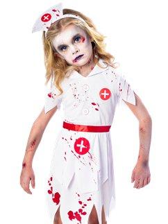 Zombie Nurse Girl