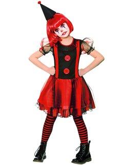 Freak Clown Girl