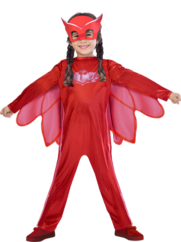 Pj Masks Owlette Toddler And Child Costume Party Delights