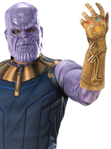 Thanos Infinity War Deluxe  Adult Costume  Party Delights