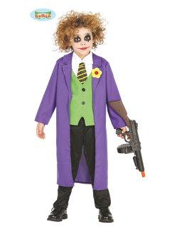 Clown Comic Villain