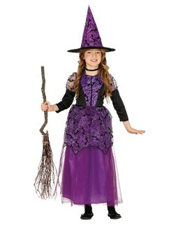 witch fancy dress costumes