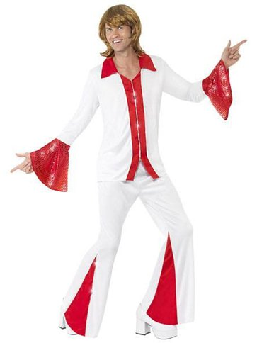 Super Trouper Adult Costume Party Delights