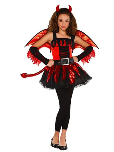 Dare Devil  Child  Teen Costume  Party Delights