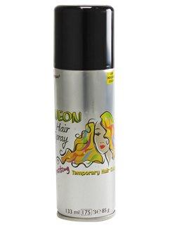 Coloured Hair Spray - Black 133ml