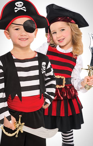 Pirate Fancy Dress  Pirate Costume  Party Delights