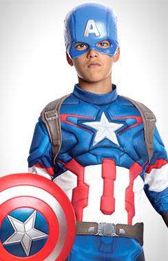 Superhero Costumes Villain Costumes Party Delights
