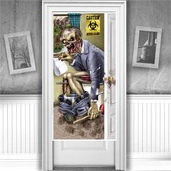 Halloween Window & Door Decorations