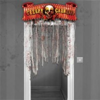 Scary Clown Halloween Decorations | Party Delights
