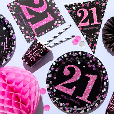 21st birthday party themes