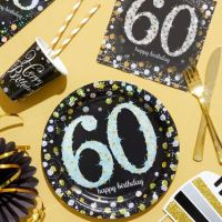60th Birthday Party Themes & Ideas - Party Supplies ...