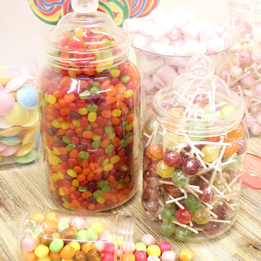 Candy Buffet  Candy Buffet Supplies Party Delights  Party Delights