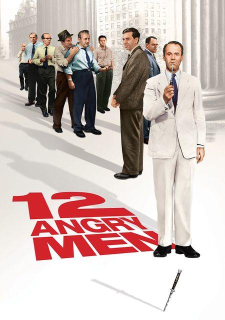 12 Hommes En Colère Film : hommes, colère, Angry, Pathé, Thuis