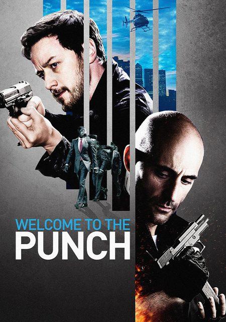 Welcome To The Punch : welcome, punch, Welcome, Punch, Pathé, Thuis