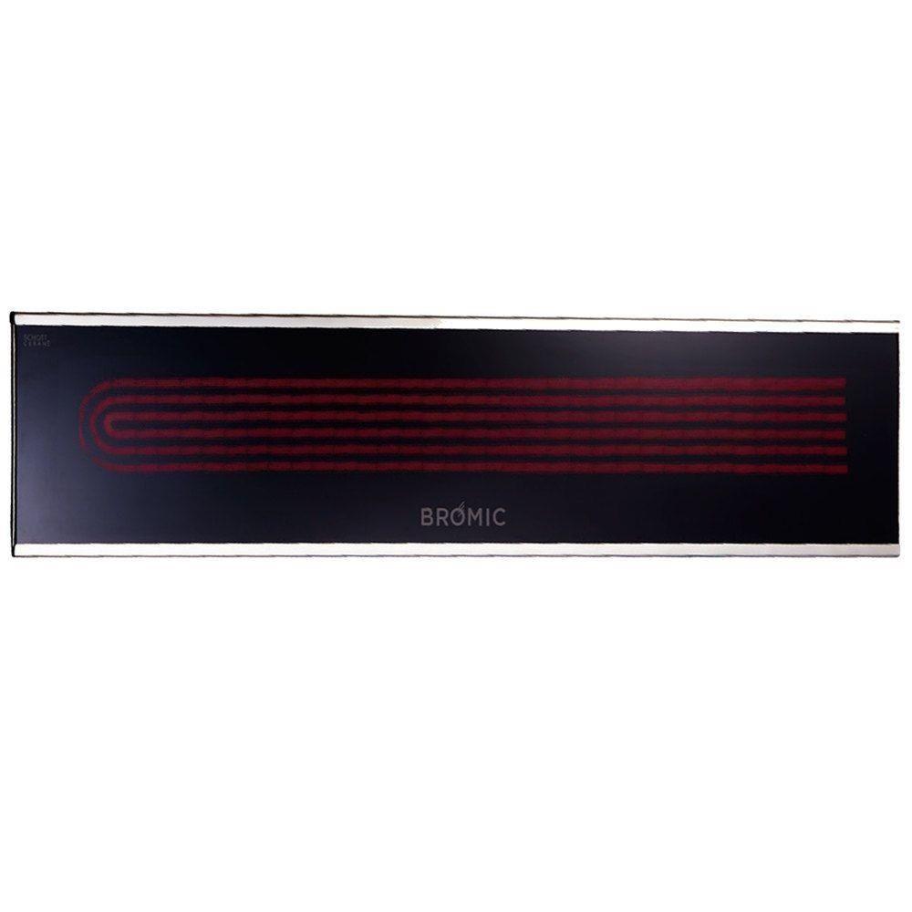 platinum smart heat 33 inch 2300w electric outdoor patio heater