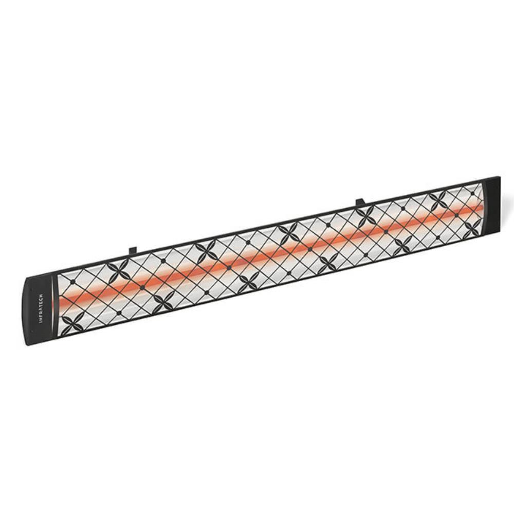 dual element 6 000 watt electric patio heater motif collection